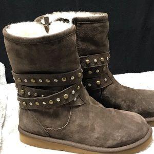 Studded Ugg Boots
